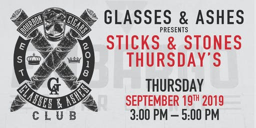 Sticks & Stones Thursdays