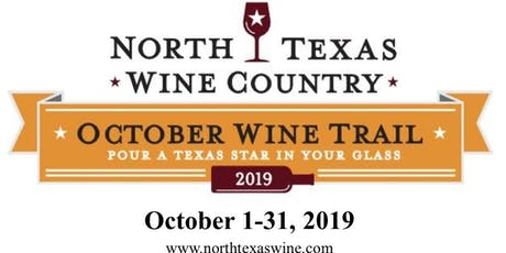 North Texas October Wine Trail tickets