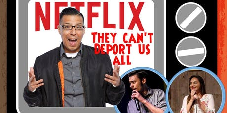 JERRY GARCIA (Netflix, HBO Latino) Comedy Night tickets
