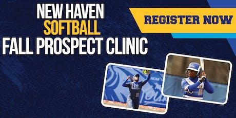 Softball Fall Prospect Clinic tickets