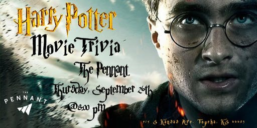 Harry Potter Movie Trivia at The Pennant