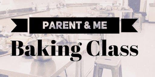 Parent & Me Pizza Making Class