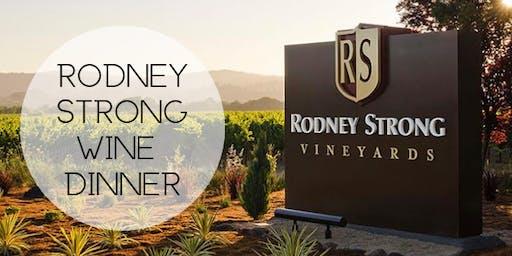 TRIA: Rodney Strong Wine Dinner