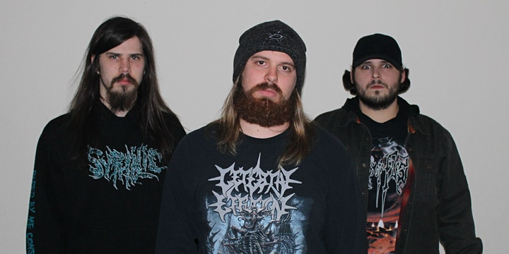 """Defiled Crypt """"Convoluted Tombs of Obscenity"""" Album Release"""