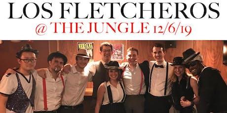 Los Fletcheros at the Jungle tickets