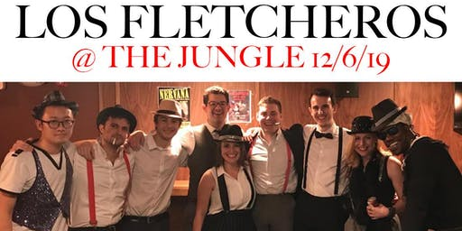 Los Fletcheros at the Jungle