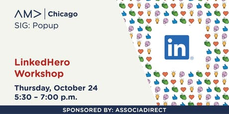 SIG: Popup – LinkedHero Workshop by AssociaDirect – Oct. 2019  tickets