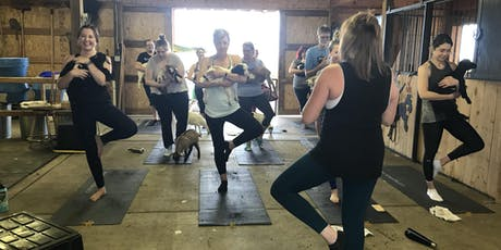 Fainting Goat Yoga - End of Season Party tickets