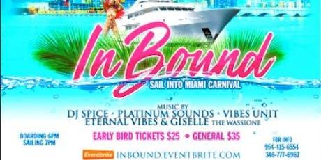 InBound tickets