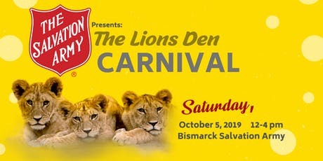 The Lions Den Carnival tickets