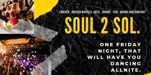 Soul 2 Sol. Brunch Party
