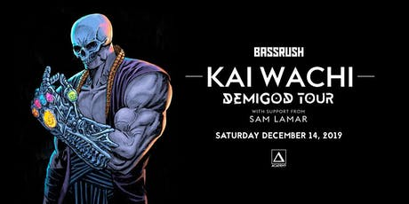 Kai Wachi tickets