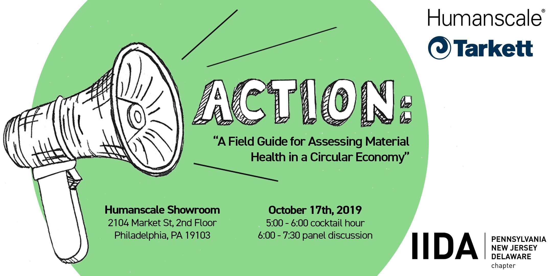 ACTION A Field Guide for Assessing Material Health in a Circular Economy