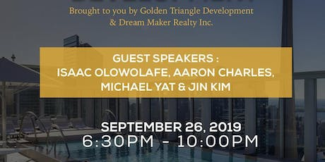 The Investor's Talk Presents Jackson's Point and Real Estate Seminar tickets