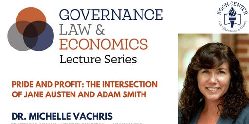 GLE Lectures Series Presents Dr. Michelle Vachris
