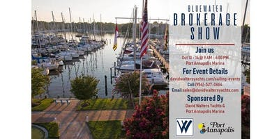 2019 Bluewater Brokerage Show