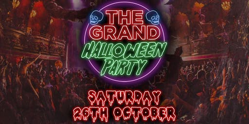 The Grand's Halloween Party