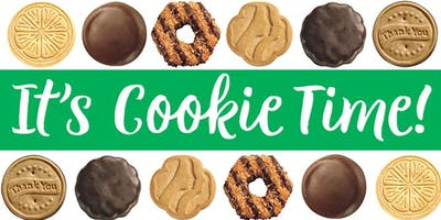 Community Meeting & Cookie Manager Training - Potluck Dinner
