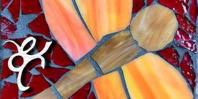 Glass Mosaic 101 with Teresa McGlothlin