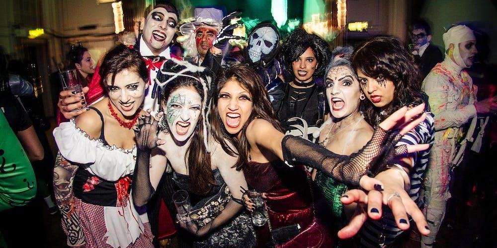 Halloween Feest.Largest Halloween Singles Party Tickets Sat Oct 26 2019