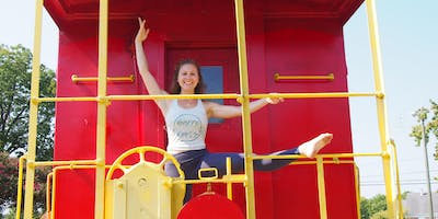 Get Your Caboose Kicked•Free Outdoor Barre Class with Barre Roots
