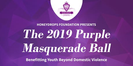 4TH ANNUAL PURPLE MASQUERADE BALL AND MISS FASHION AND BEAUTY INTL. PAGEANT tickets