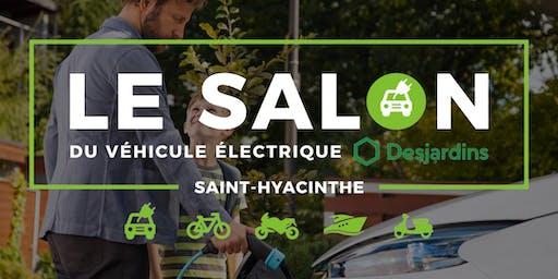 Salon du véhicule électrique Desjardins de Saint-Hyacinthe