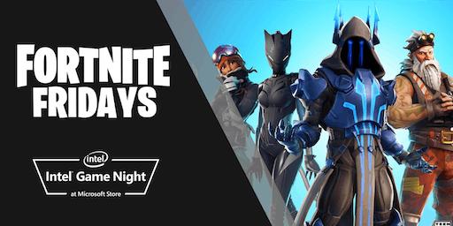 "Intel Game Night : Fortnite Fridays ""Duos"""