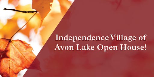 Independence Village of Avon Lake Open House