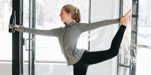 CRISP Yogalates | Wayzata