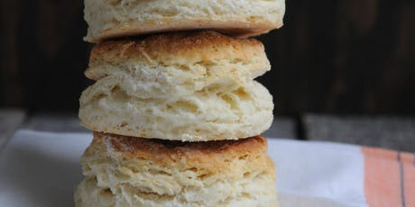 Home-Milled Wheat: Biscuits tickets