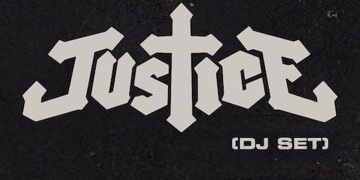 1015 30-Year Anniversary:  JUSTICE (dj set)