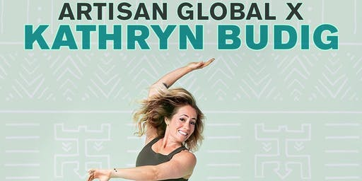 Artisan Global X Kathryn Budig