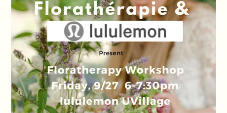 Floratherapy Workshop tickets