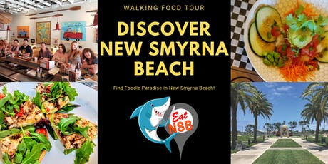 Discover New Smyrna Beach Eat NSB Food Tour tickets