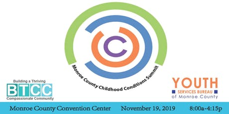 4th Annual Monroe County Childhood Conditions (MC3) Summit tickets