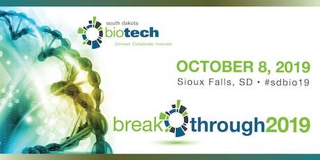 South Dakota Biotech Breakthrough Summit 2019 tickets