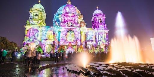 BeazyMeet #13 - Night & Light - Special Berlin Festival of Lights