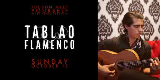 TMY AFTER HOURS PRESENTS Tablao Flamenco at Exo!