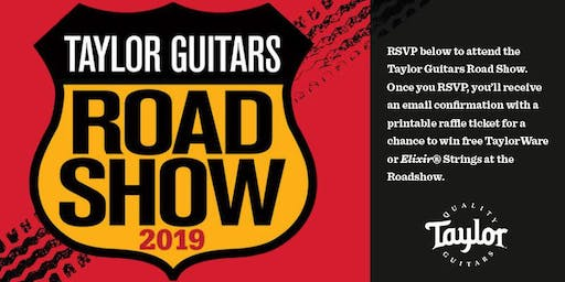 The Taylor Guitars Roadshow At Cream City Music