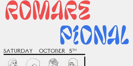 Romare + Pional tickets