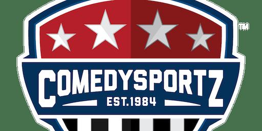 ComedySportz Detroit October 19th