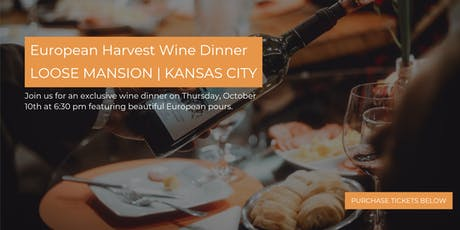 Loose Mansion | Wine Dinner tickets