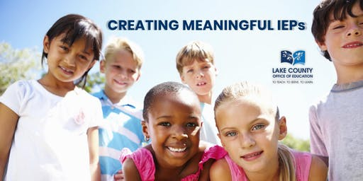 Creating Meaningful IEPs