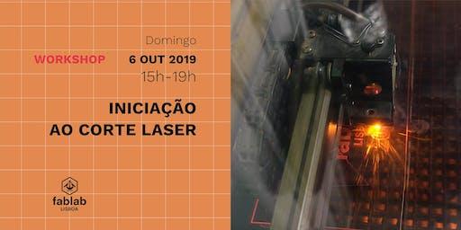 Iniciação ao Corte Laser