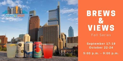 Brews & Views: Fall Rooftop Beer Garden