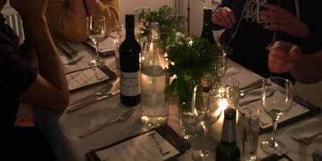The Veg Table supper club tickets