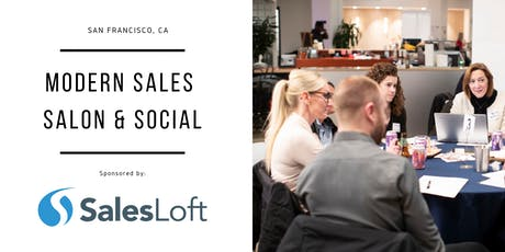 "Modern Sales Pro Salon & Social - SF - ""Creating and Sustaining Award-Winning Culture"" Night  tickets"
