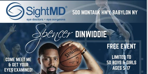 Dinwiddie Family Foundation and SightMD Screening Day!