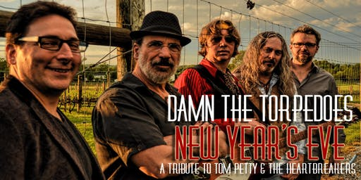 New Year's Eve with Damn The Torpedoes: Tom Petty Tribute